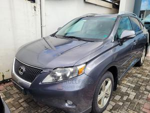 Lexus RX 2010 Gray | Cars for sale in Lagos State, Surulere