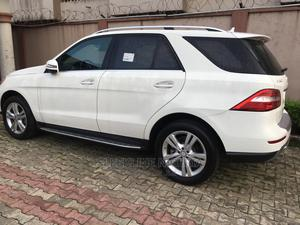 Mercedes-Benz M Class 2015 White   Cars for sale in Lagos State, Isolo