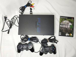 Sony Playstation 2 PS2 Fat Console System Complete | Video Game Consoles for sale in Lagos State, Mushin