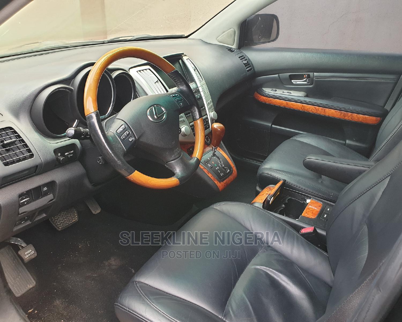 Archive: Lexus RX 2005 330 Black