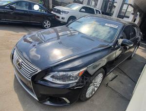 Lexus LS 2013 460 L AWD Black | Cars for sale in Lagos State, Lagos Island (Eko)