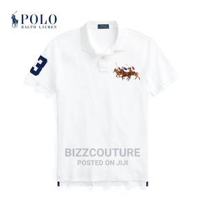 High Quality POLO RALPH LAUREN White Shirts for Men | Clothing for sale in Abuja (FCT) State, Asokoro