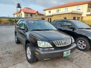 Lexus RX 2002 300 2WD Black | Cars for sale in Lagos State, Ajah