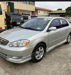 Toyota Corolla 2004 Silver | Cars for sale in Lagos State, Ikeja