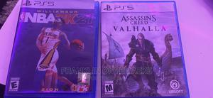 Nba 2k21 and Assassins Creed Ps5 | Video Games for sale in Lagos State, Ikeja
