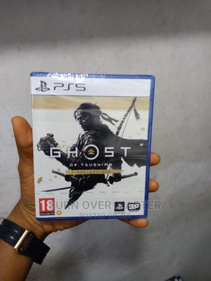 Playstation 5 Ghost of Tsushima | Video Games for sale in Lagos State, Ikeja