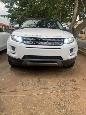 Land Rover Range Rover Evoque 2014 White   Cars for sale in Lagos State, Isolo