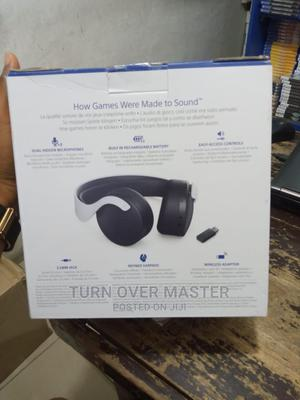 PS5 Pulse Wireless Headset | Accessories & Supplies for Electronics for sale in Lagos State, Ikeja