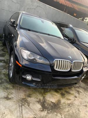 BMW X6 2009 xDrive 35i Blue   Cars for sale in Lagos State, Ikeja