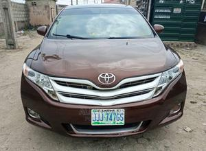 Toyota Venza 2010 V6 Brown | Cars for sale in Lagos State, Surulere