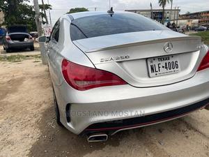 Mercedes-Benz CLA-Class 2016 Silver | Cars for sale in Lagos State, Amuwo-Odofin