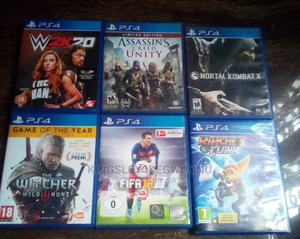 Ps4 Video Games | Video Games for sale in Anambra State, Nnewi