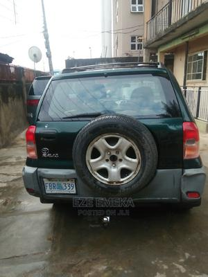 Toyota RAV4 2003 Automatic Green | Cars for sale in Lagos State, Isolo