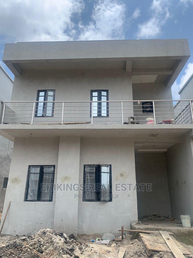 5bdrm Duplex in Grace Luxury Homes, Lekki for Sale