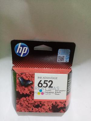 Hp 652 Inkjet Cartridge Colour   Accessories & Supplies for Electronics for sale in Abia State, Aba North
