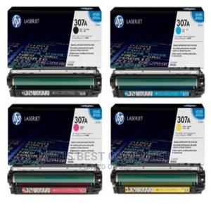 Genuine HP 307A Toner Cartridge   Accessories & Supplies for Electronics for sale in Lagos State, Ikoyi