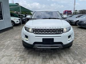 Land Rover Range Rover Evoque 2013 White | Cars for sale in Lagos State, Lekki
