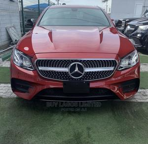 Mercedes-Benz E300 2017 Red | Cars for sale in Lagos State, Lekki