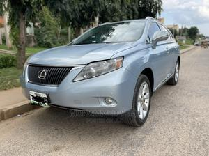 Lexus RX 2012 Blue | Cars for sale in Abuja (FCT) State, Gwarinpa