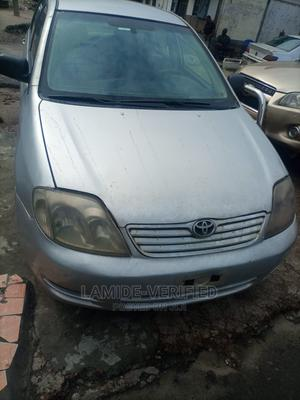 Toyota Corolla 2004 1.6 GLS Silver   Cars for sale in Lagos State, Ikoyi