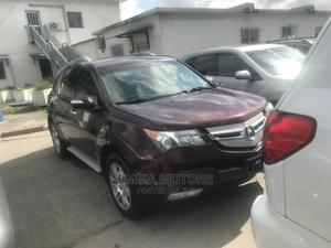 Acura MDX 2008 SUV 4dr AWD (3.7 6cyl 5A)   Cars for sale in Lagos State, Apapa