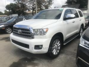 Toyota Sequoia 2014 White | Cars for sale in Lagos State, Apapa
