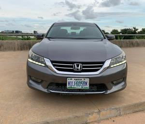 Honda Accord 2014 Gray | Cars for sale in Abuja (FCT) State, Central Business District