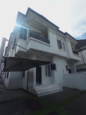 4bdrm Duplex in Estate, Chevron for Rent | Houses & Apartments For Rent for sale in Lekki, Chevron