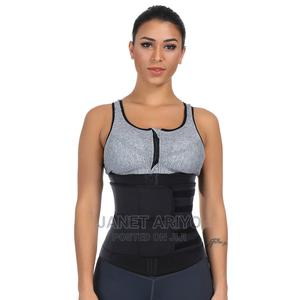 Size 2XL Double Straps Latex Waist Trainer | Clothing Accessories for sale in Lagos State, Kosofe