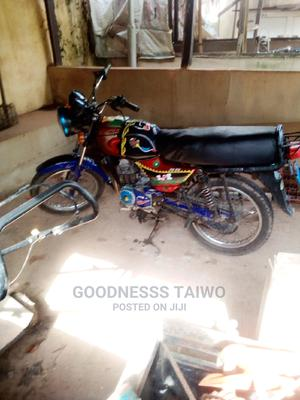 Bajaj Boxer 2018 Red   Motorcycles & Scooters for sale in Oyo State, Ibadan