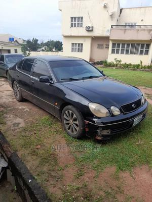 Lexus GS 2003 Black | Cars for sale in Enugu State, Enugu