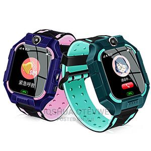 Z6 Kids GPS SIM Card Smart Watch. | Smart Watches & Trackers for sale in Lagos State, Ajah