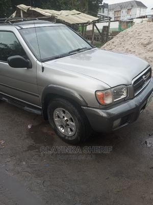 Nissan Pathfinder 2005 SE Silver   Cars for sale in Lagos State, Ajah