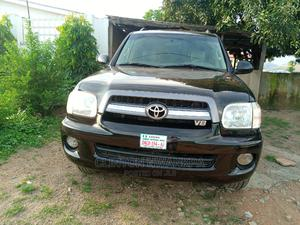Toyota Sequoia 2005 Black | Cars for sale in Abuja (FCT) State, Kubwa