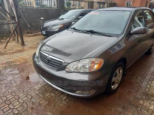 Toyota Corolla 2006 LE Gray   Cars for sale in Abuja (FCT) State, Dutse-Alhaji