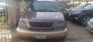 Lexus RX 2000 300 4WD Gold | Cars for sale in Lagos State, Ifako-Ijaiye