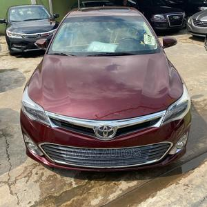 Toyota Avalon 2014 Red   Cars for sale in Lagos State, Agege