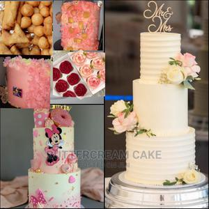 Wedding Cake, Small Chops, Catering Services, Birthday Cakes   Wedding Venues & Services for sale in Lagos State, Alimosho