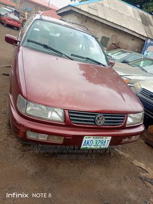 Volkswagen Passat 1998 GLS Station Wagon Red | Cars for sale in Lagos State, Ifako-Ijaiye