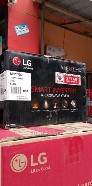 LG Inverter Microwave   Kitchen Appliances for sale in Lagos State, Victoria Island