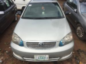 Toyota Corolla 2004 Gray | Cars for sale in Edo State, Benin City