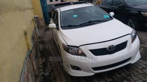 Toyota Corolla 2010 White | Cars for sale in Lagos State, Surulere