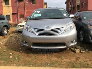 Toyota Sienna 2012 Limited 7 Passenger Silver | Cars for sale in Lagos State, Ejigbo