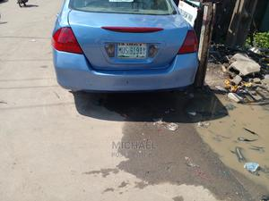 Honda Accord 2007 2.0 Comfort Blue | Cars for sale in Lagos State, Yaba