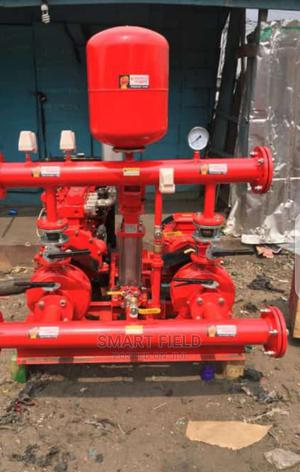 Nafco Fire Hydrant Pump Coupled Complete Set 40hp | Plumbing & Water Supply for sale in Lagos State, Orile