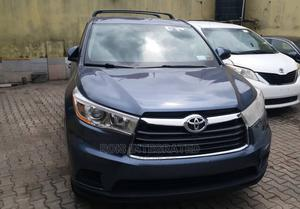 Toyota Highlander 2014 Blue | Cars for sale in Lagos State, Surulere