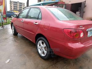 Toyota Corolla 2004 Red | Cars for sale in Anambra State, Awka