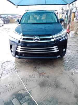 Toyota Highlander 2015 Blue   Cars for sale in Lagos State, Ajah