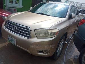 Toyota Highlander 2008 Limited Gold | Cars for sale in Lagos State, Ogba