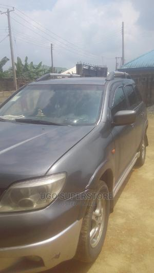 Mitsubishi Outlander 2004 2.4 Automatic Gray   Cars for sale in Rivers State, Port-Harcourt